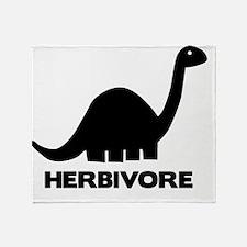 Herbivore Throw Blanket