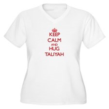 Keep Calm and Hug Taliyah Plus Size T-Shirt