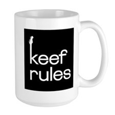 Keef Rules - Mugs
