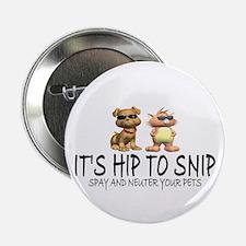 Hip To Snip Button