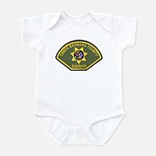 Santa Barbara County Sheriff Infant Bodysuit