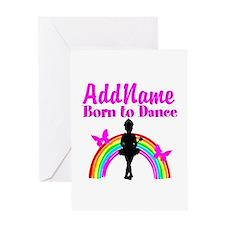 LOVE DANCING Greeting Card