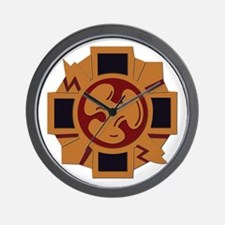DUI - 520th Transportation Battalion Wall Clock