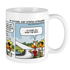 0673 - Special glider gear Mugs
