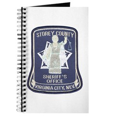 Storey County Sheriff Journal