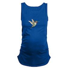 Hummingbird Maternity Tank Top