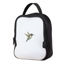 Hummingbird Neoprene Lunch Bag