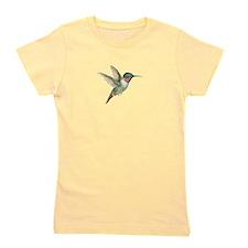 Hummingbird Girl's Tee