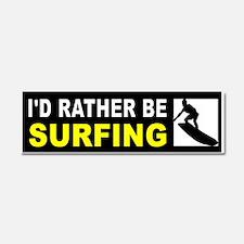 SURFING Car Magnet 10 X 3