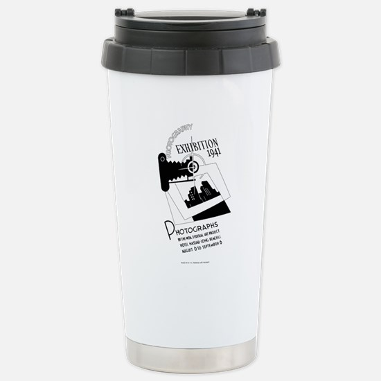 Photo Exibit-WPA poster-1941-3 Travel Mug