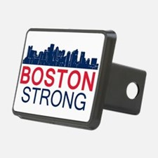 Boston Strong - Skyline Hitch Cover