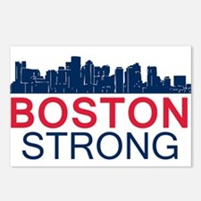 Boston Strong - Skyline Postcards (Package of 8)