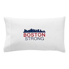 Boston Strong - Skyline Pillow Case