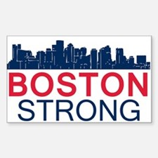 Boston Strong - Skyline Decal