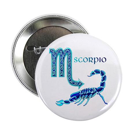 """Scorpio 2.25"""" Button"""
