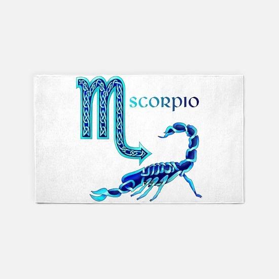 Scorpio 3'x5' Area Rug