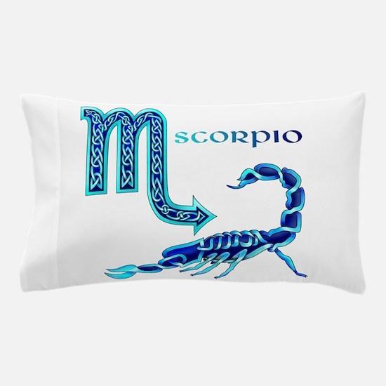 Scorpio Pillow Case