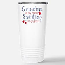 Spoiling Grandma Travel Mug