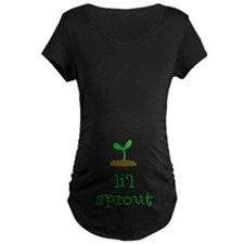 Lil Sprout Maternity T-Shirt