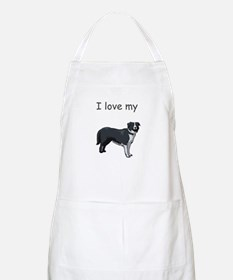 I love my Border BBQ Apron