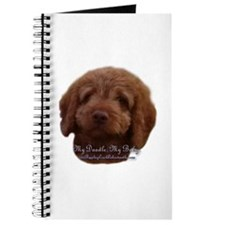 Cute Labradoodle puppies Journal