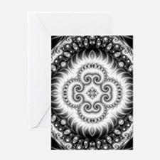 Remnant Pattern Greeting Card