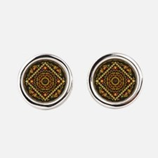 Thanksgiving Icons Cufflinks