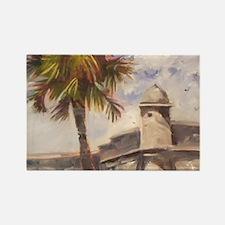 St. Augustine Fort Castillo de san Marcos Magnets