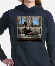 Roaring Twenties Hooded Sweatshirt