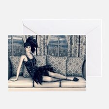 Roaring Twenties Greeting Cards