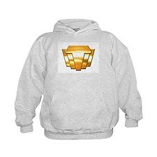 The Mighty Titan Emblem Hoodie