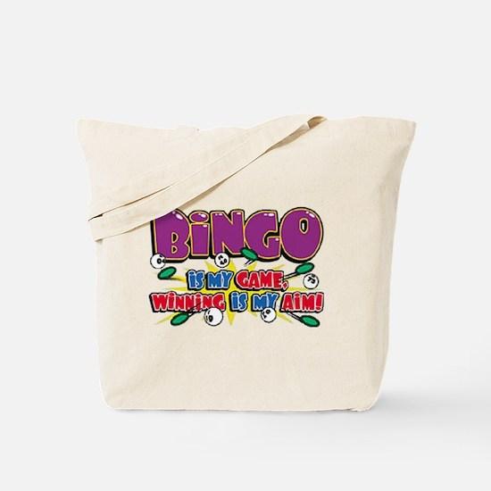 Bingo Winning Tote Bag