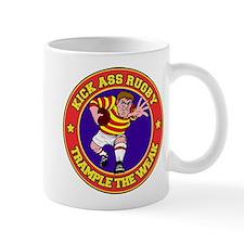 Rugby Trample The Weak Mug