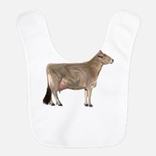 Brown Swiss Dairy Cow Bib