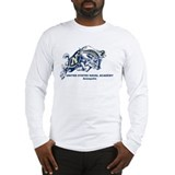 Naval academy Long Sleeve T-shirts