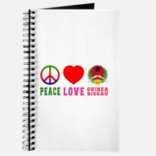 Peace Love Guinea Bissau Journal