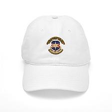 313th USA SAB w Text Baseball Cap