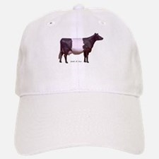 Dutch Belt Dairy Cow Baseball Baseball Cap