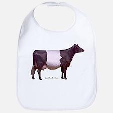 Dutch Belt Dairy Cow Bib