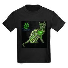 Cat Wordart T-Shirt
