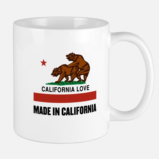 Made in California Mugs