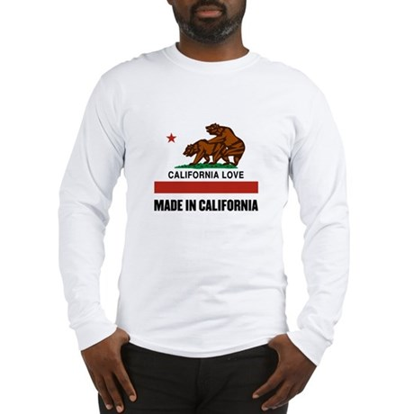 Made in California Long Sleeve T-Shirt