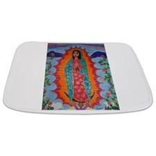 Our Lady of Guadalupe Bathmat