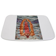 Our Lady of Guadalupe (Papyrus) Bathmat