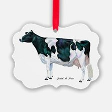Holstein Cow Ornament