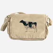Holstein Cow Messenger Bag