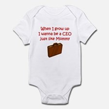 I Wanna Be A CEO Onesie