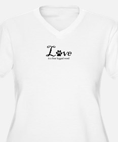 Love IS... Plus Size T-Shirt