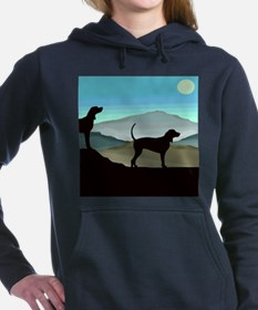 Blue Hills Coonhounds Hooded Sweatshirt