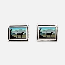 Blue Hills Coonhounds Cufflinks